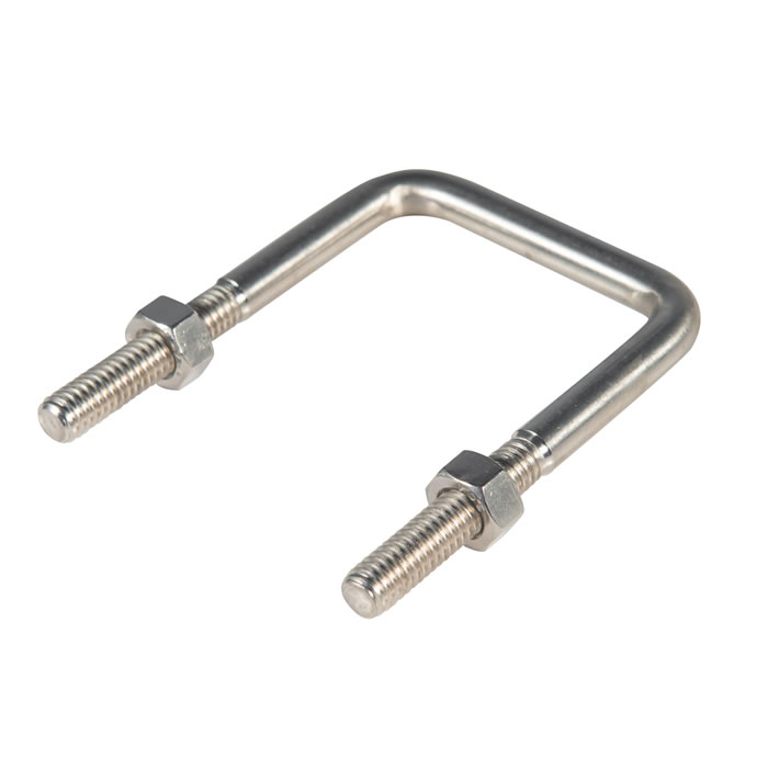 Duplex Sq U Bolt